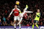 Video tong hop: Arsenal 1-0 Huddersfield (Vong 16 Premier League 2018/19)
