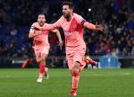 Video tong hop: Espanyol 0-4 Barca (Vong 15 La Liga 2018/19)