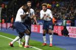 Nhung con so biet noi sau chien thang cua Tottenham truoc Leicester