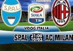 Nhan dinh Spal vs AC Milan 21h00 ngày 10/2 (Serie A 2017/18)