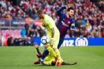 Barca hoa 2 tran lien tai La Liga: Can than, bao lon con chua den!