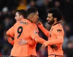 Tong hop: Southampton 0-2 Liverpool (Vong 27 Premier League 2017/18)