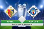 Basel 0-4 Man City (KT): Huy diet chu nha, Man xanh dat ca hai chan vao tu ket