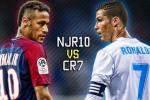 Real Madrid - PSG: Ronaldo, Neymar va tran dai chien cho vi tri so mot