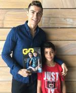Ngoi sao Ronaldo: 'Lam bo la dieu tuyet voi nhat voi toi'