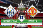 Huddersfield 0-2 MU: Sat thu Lukaku ra tay, Quy do bay vao tu ket FA Cup