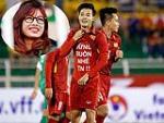 Nhung hotboy U23 Viet Nam up mo chuyen co ban gai