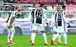 Torino 0-1 Juventus: Nguoi hung Alex Sandro