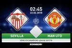 Sevilla vs Man Utd (2h45 ngay 22/2): Diem lanh noi dat du?