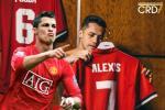 Alexis Sanchez ve MU: Khoac ao so 7 nhu Ronaldo, hay hoc Ronaldo!