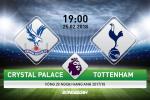 Crystal Palace vs Tottenham (19h00 ngày 25/2): Đánh chiếm Top 4