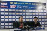 HLV Quảng Nam từ chối bình luận về hai ngôi sao U23 Việt Nam của CLB SLNA