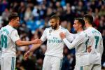 CLB Real Madrid don tin vui truoc tran dai chien PSG
