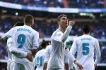 Cristiano Ronaldo tro lai: Loi khang dinh cua nha vua
