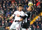 Udinese 1-1 AC Milan: Mat diem vi kem ban linh