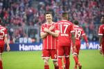 Bayern Munich 6-0 Hamburg: Lap hattrick, Lewandowski lam nen lich su
