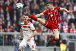 Tong hop: Bayern Munich 6-0 Hamburg (Vong 26 Bundesliga 2017/18)