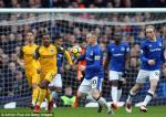 Tong hop: Everton 2-0 Brighton (Vong 30 Premier League 2017/18)