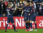 Tong hop: PSG 5-0 Metz (Vong 19 Ligue 1 2017/18)