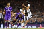 Cham mat Juve, Real Madrid da nghi toi ban ket