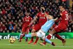 Người Man City e ngại với lá thăm Liverpool