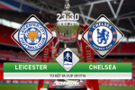 "Leicester vs Chelsea (23h30 ngay 18/3): Dung dua voi ""Bay cao"""