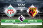 TRỰC TIẾP Liverpool vs Watford 0h30 ngày 18/3 (Premier League 2017/18)