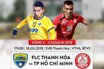 Thanh Hoa vs TPHCM (17h00 ngay 18/3): Cuoc chien kim tien