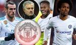 Mourinho nhắm chiêu mộ 5 tân binh hạng nặng hè 2018