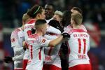 Tổng hợp: Leipzig 2-1 Bayern Munich (Vòng 27 Bundesliga 2017/18)