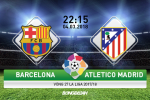 Barcelona vs Atletico Madrid (22h15 ngay 4/3): Khi ga khong lo run ray…