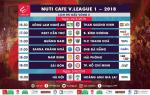 Người hâm mộ xem trực tiếp các trận đấu tại vòng 3 V-League 2018 tại đâu?