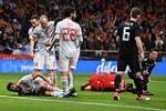 Thu mon cua MU chan thuong o tran Tay Ban Nha vs Argentina
