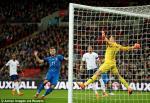 Tong hop: Anh 1-1 Italia (Giao huu quoc te)