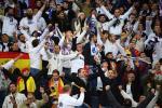 "Ramos cao giong: ""Real Madrid da tro lai"""