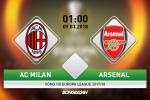 AC Milan vs Arsenal (1h00 ngay 9/3): Dau si cham tran nha tho