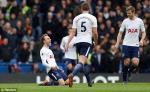 Tong hop: Chelsea 1-3 Tottenham (Vong 32 Premier League 2017/18)