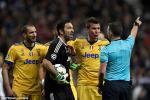 Buffon va ky niem buon trong tran cuoi cung tai Champions League