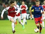 Koscielny minh oan cho Wenger sau tran hoa CSKA Moscow