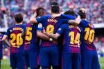Tong hop: Barca 2-1 Valencia (Vong 32 La Liga 2017/18)