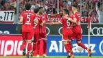 Tong hop: Bayern Munich 5-1 Gladbach (Vong 30 Bundesliga 2017/18)