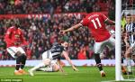 Tong hop: MU 0-1 West Brom (Vong 34 Premier League 2017/18)