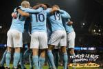 Tân vương Man City bị người Man Utd dội gáo nước lạnh