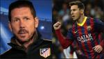 HLV Diego Simeone: Messi co the thay doi moi thu