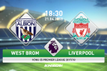 West Brom 2-2 Liverpool (KT): The Kop chia diem dang tiec voi doi cuoi bang