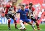 Cham diem Chelsea 2-0 Southampton: Tuyet voi Eden Hazard