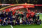 Thay gi sau khi Barca huy diet Sevilla tai chung ket Copa del Rey?