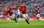 Tong hop: MU 2-1 Tottenham (Ban ket FA Cup 2017/18)