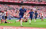 Hazard danh gia cao man trinh dien cua Giroud truoc Southampton