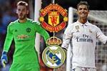 Mourinho san sang hy sinh De Gea dua Ronaldo tro lai Old Trafford?
